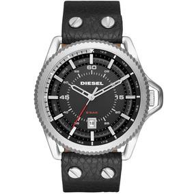 93989ba670d Relogio Masculino Preto 0 Replica Diesel - Relógios De Pulso no ...