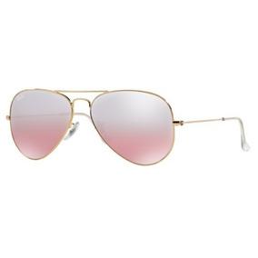 f736bee1b74c1 Oculos Sol Ray Ban Top Aviador Rb3025 001 3e 55mm Dourado Ro