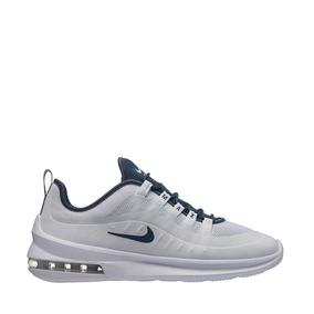 online store a16e4 b695c Tenis Nike Air Max Hombre Blancomarino Sintetico Ky185 A