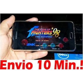 Emulador Fliperama Android Arcade + Jogos Envio Grátis!