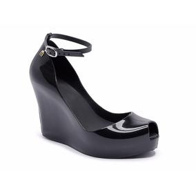 2f211b74d1 Sapato Salto Anabela Dakota Melissa - Sapatos para Feminino no ...