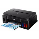 Impresora Canon Multifuncional Sistema Continuo G2110