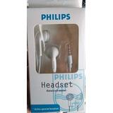 Fone De Ouvido Philips Celular Universal Bom E Barato