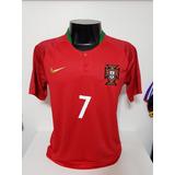 Camisa Importada Portugal 7 Ronaldo no Mercado Livre Brasil 54ed7974fdc42