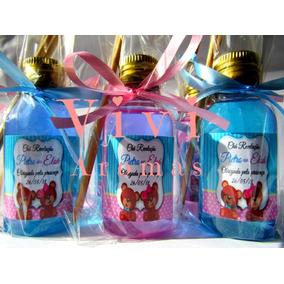 60 Aromatizador Lembrancinha Chá Revelação Nascimento Festas