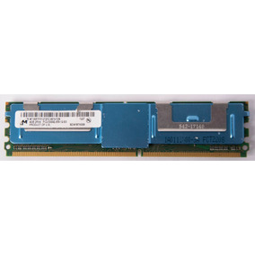 Memoria 4gb Servidor Micron Mt36rtf51272fz-667h1d6