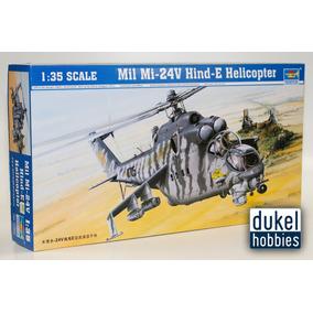 Trumpeter 1/35 Mil Mi-24v Hind-e (5103) Dukel Hobbies