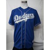 Camiseta Mlb Beisbol Los Ángeles Dodgers Talla M Original