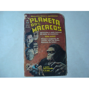 Hq Planeta Dos Macacos N 14 Bloch