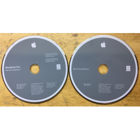 Mac Os X 10.4.6 Tiger - Macbook Pro 2006 - A1151
