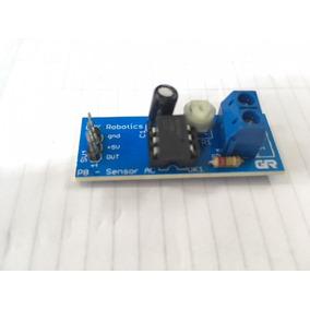 e4ccdd201a P8 Sensor Detector De Tensão Ac 127v 220v Automação Arduino