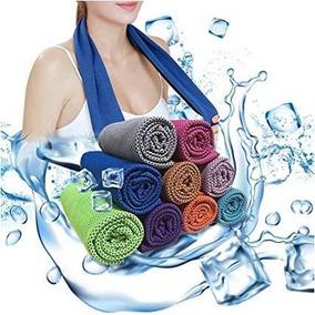 Toalla Fria Deportiva Facial Microfibra Cooling Towel Full