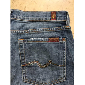 Jeans 7 For All Mankind Talla 28 Originales Preloved Luxury