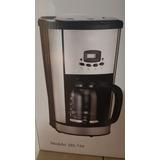 Coffe Maker Home Solutions Hs-750 12 Tz. Digital