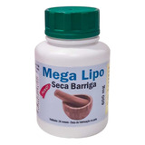 Mega Lipo Seca Barriga 24 Potes - 60 Capsulas - Atacado