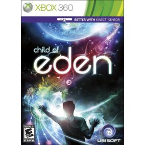 Child Of Eden Xbox 360 Jogo Original Lacrado Mídia Física