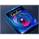 Blu-ray Coraline E O Mundo Secreto / Limited Edition Giftset