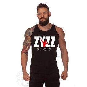 Camiseta Regata Zyzz A Melhor Do Mercado! f06217c73b4