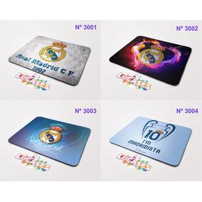 Mouse Pad Real Madrid Cf Madrista Cr7 Ronaldo Mousepad