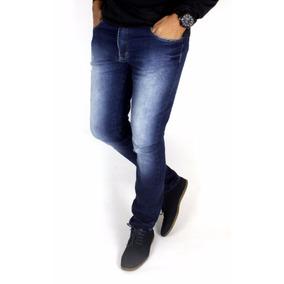 Calça Jeans Kit 3 Calças Masculina Lycra Plus Size Sortidas