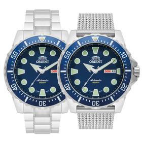 0d27a233d90 Relogio Orient 500 - Relógio Orient Masculino no Mercado Livre Brasil