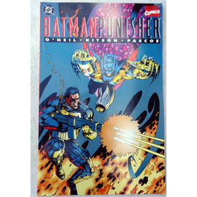 Batman Punisher - Lake Of Fire - Dennis O