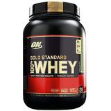 100% Gold Standard 907g - Optimum - Chocolate Mint ( Menta )