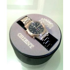 86b59028e60 Relogio Orient Water Resist 50m Japan Movt Dourado - Relógios no ...