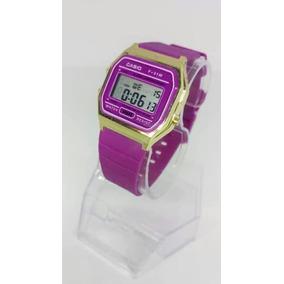 Reloj Caucho Colors