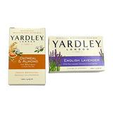 Paquete De La Barra Del Baño Del Jabón De Yardley Londres -