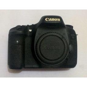 Camara Canon 7d Cuerpo 18 Mp 41.095 Disparos Y Battery Grip