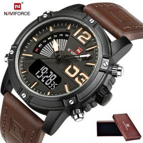 Reloj Naviforce Original 9095 Audaz Campeón + Caja