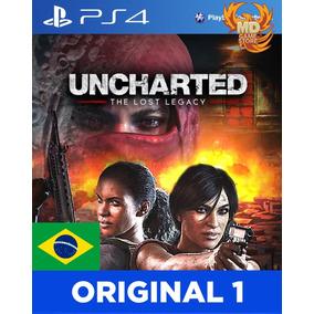 Uncharted The Lost Legacy Ps4 Psn Original 1 - Envio Já