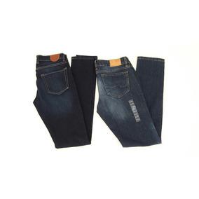 Jeans Dama Skinny Vintage Revolution ¡unicas Piezas!