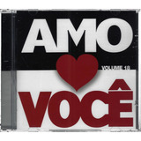 Cd Amo Você Vol18 Léa Mendonça Alex & Alex Pg Voices...