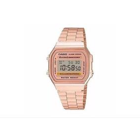 6b605b8c6230 Relogio Casio Rose - Relógio Casio Acrilico no Mercado Livre Brasil