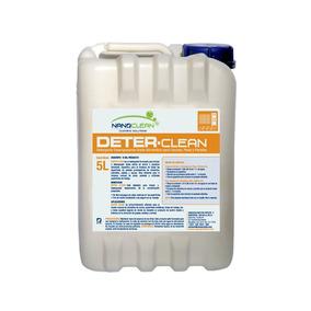 Detergente Desengrasante Grado Alimenticio Deterclean 5 L