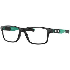 f248f4d82f074 Armação De Óculos Infantil Oakley Oy8007-0350 50-15 128