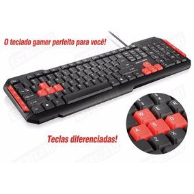 Teclado Gamer Multilaser Tc160
