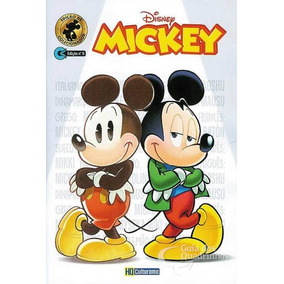 Revista Gibi Em Quadrinhos Mickey Nº 0 Hq Disney 2019
