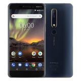 Nokia 6.1 Android One 32 Gb 3 Gb Ram Nuevo Libre Msi