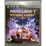 Minecraft Story Mode Ps3* Play Magic
