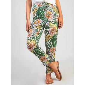 Pantalón Hibiscus