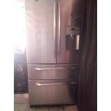 Refrigerador Ge Profile Climate Keeper 4 Puertas Acero Inoxi