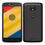 Celular Motorola Moto C   8gb  dual + Capa E Película