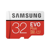 Micro Sd Samsung Evo Plus 32gb_c10_u1_fhd + Adaptador