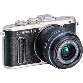 Câmera Digital Olympus Pen E-pl8 Lente 14-42mm Fhd Micro 4/3