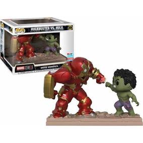 Funko Marvel Movie Moments! Hulkbuster Vs Hulk - Nycc 2018