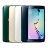Samsung Galaxy S6 Edge 32 Gb Nuevo Accesorios Garantía Meses