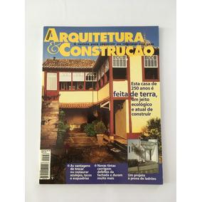 Revista Arquitetura E Construção - Agosto 1998 - Nº 136